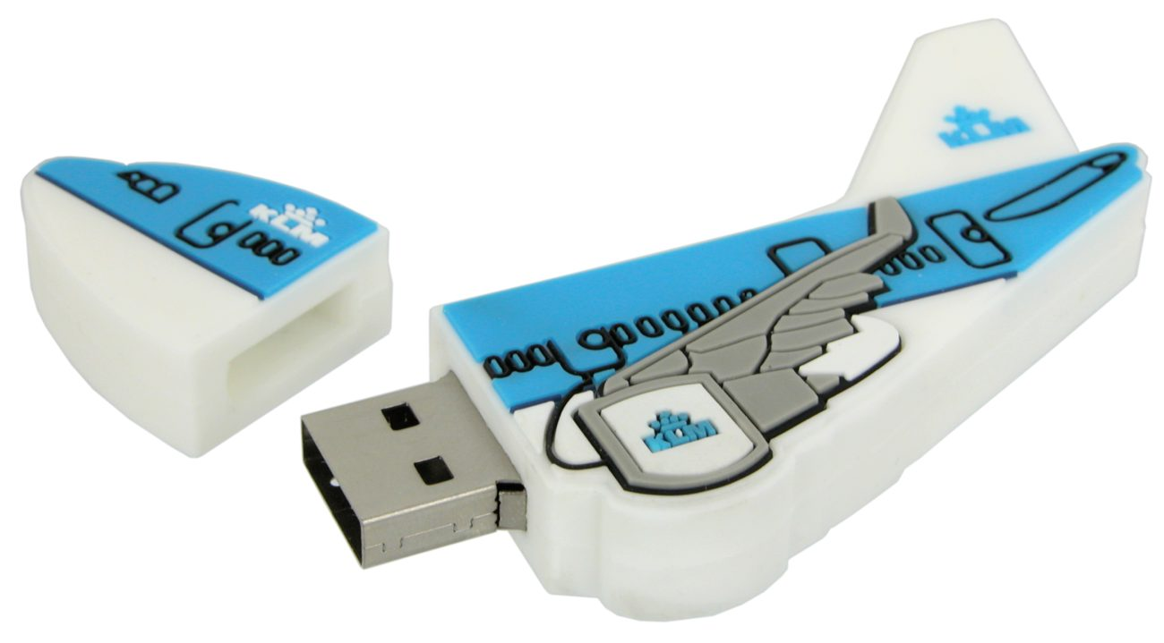 Airplane Custom Usb Memory Stick Cd168