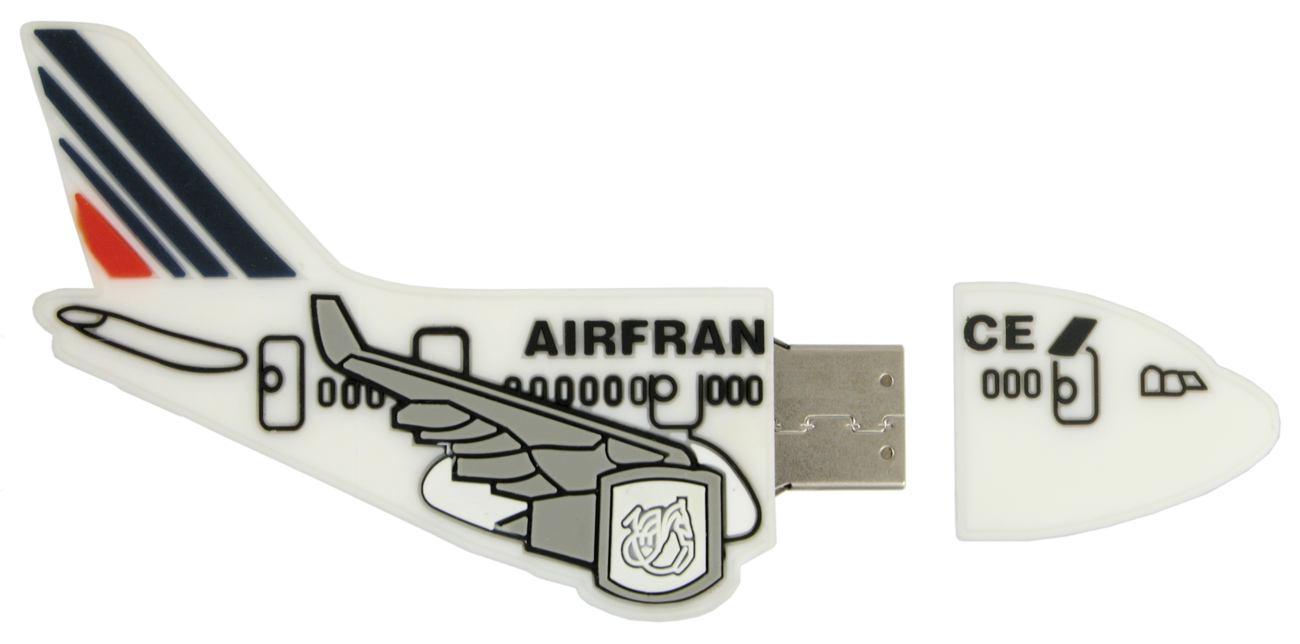 Airplane Usb Memory Stick Cd166