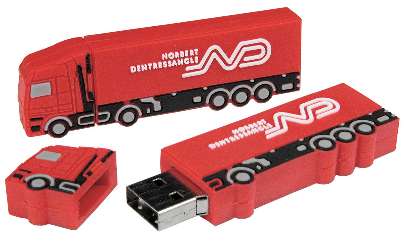 Bespoke Usb Stick Trucks Cd201