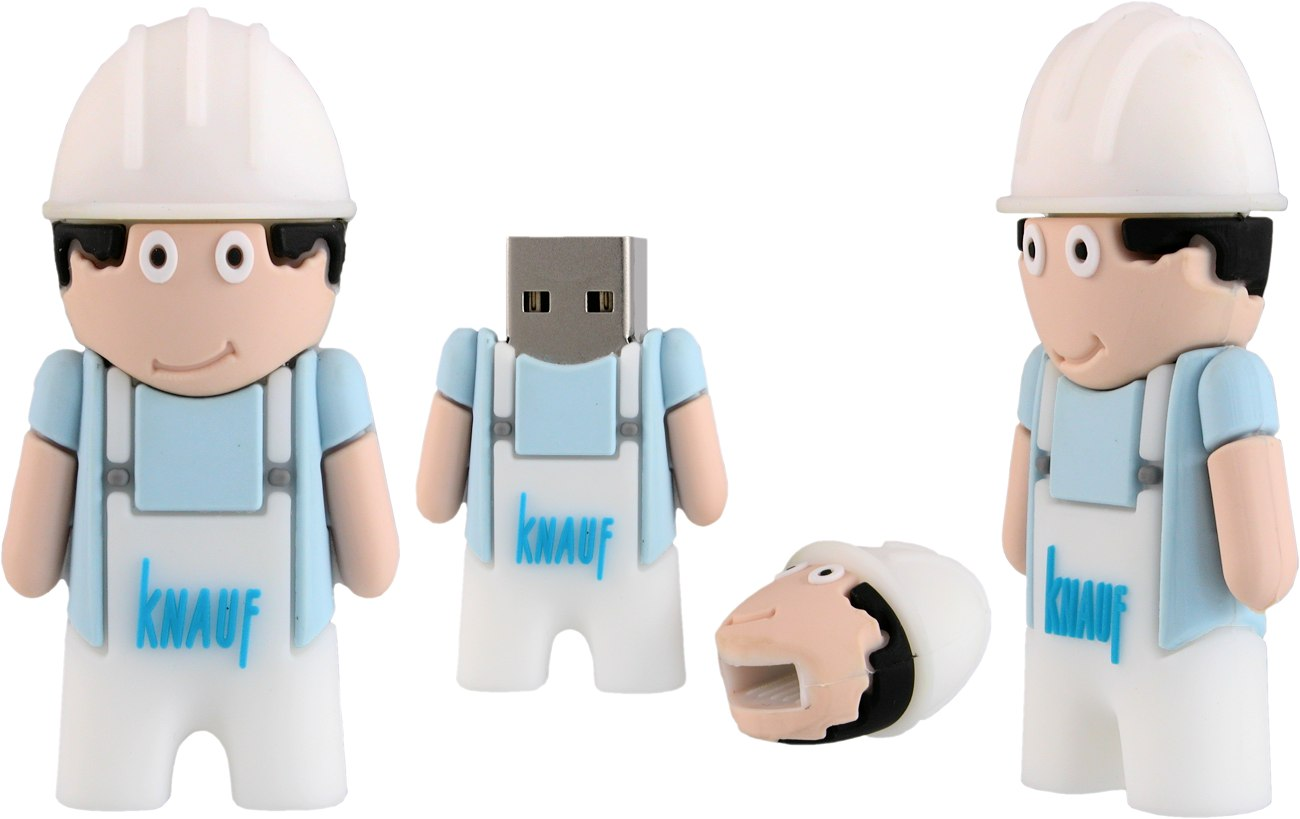 Character Usb Flash Drives Cd118