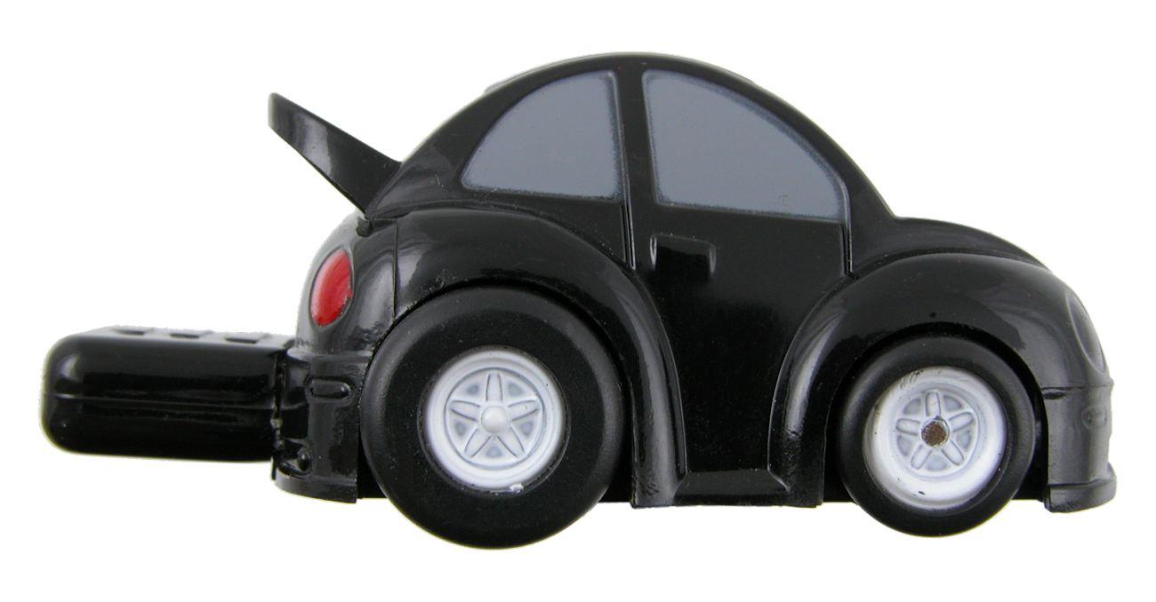 Cool Usb Drive Beetle Car Black Cd224