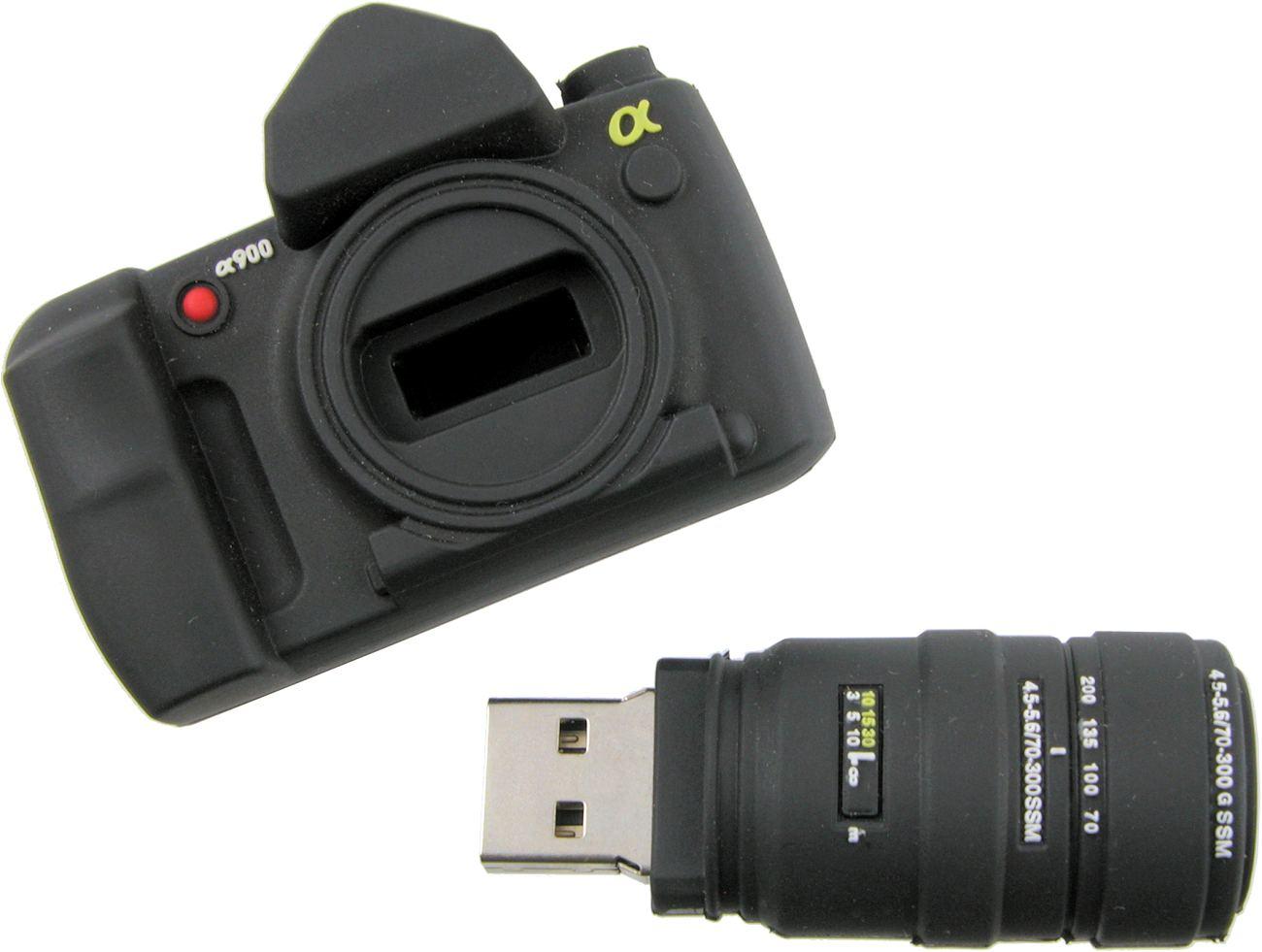 Coolest Usb Drives Alpha900 Camera Cd228