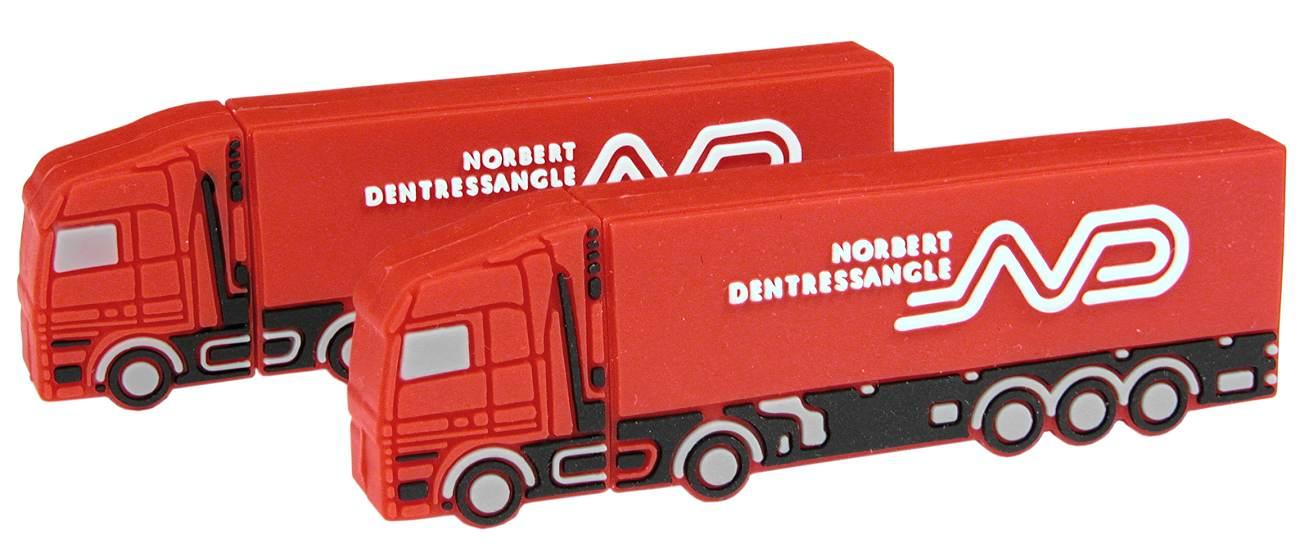 Custom Usb Flash Drive Trucks Cd204