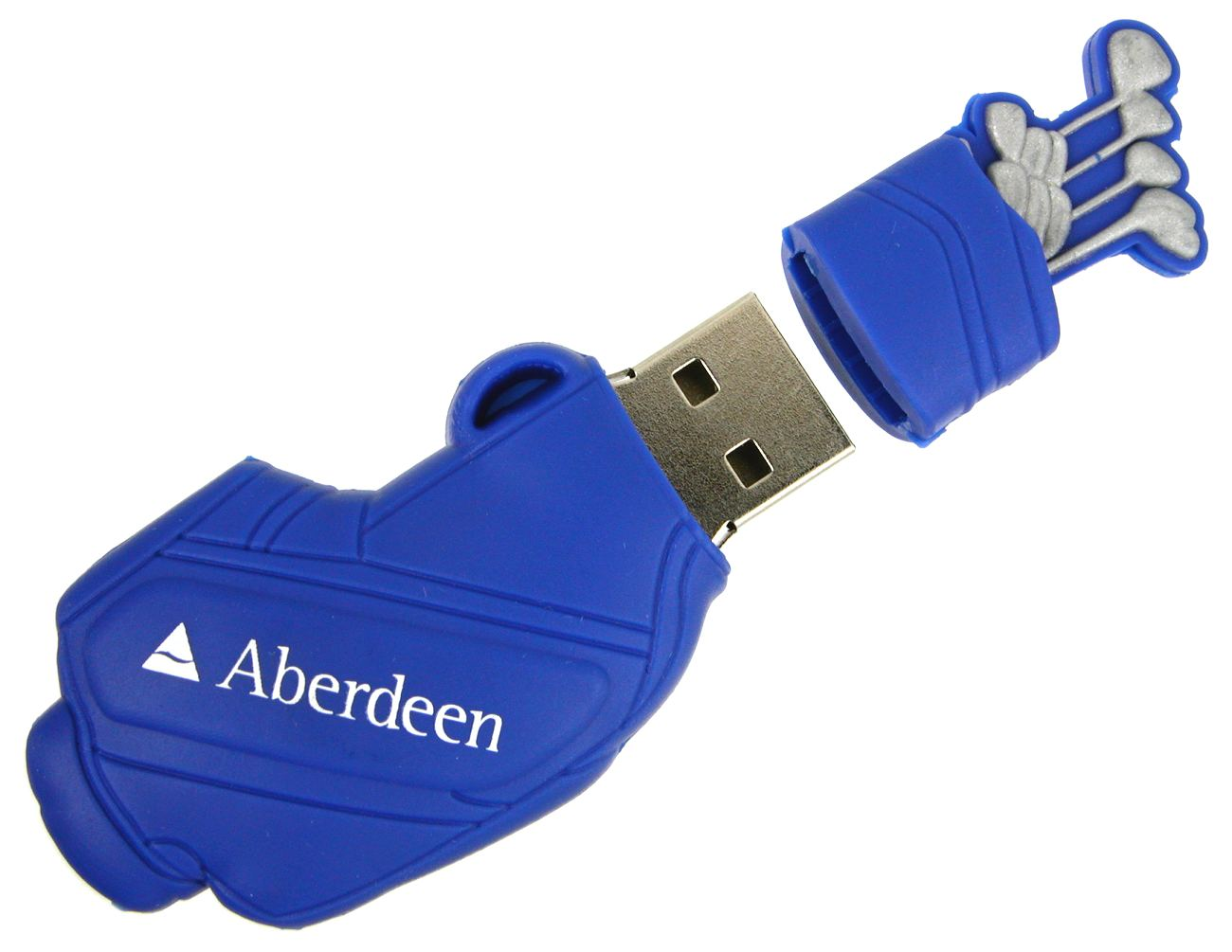 Golf Bag Usb Flash Drive Cd155