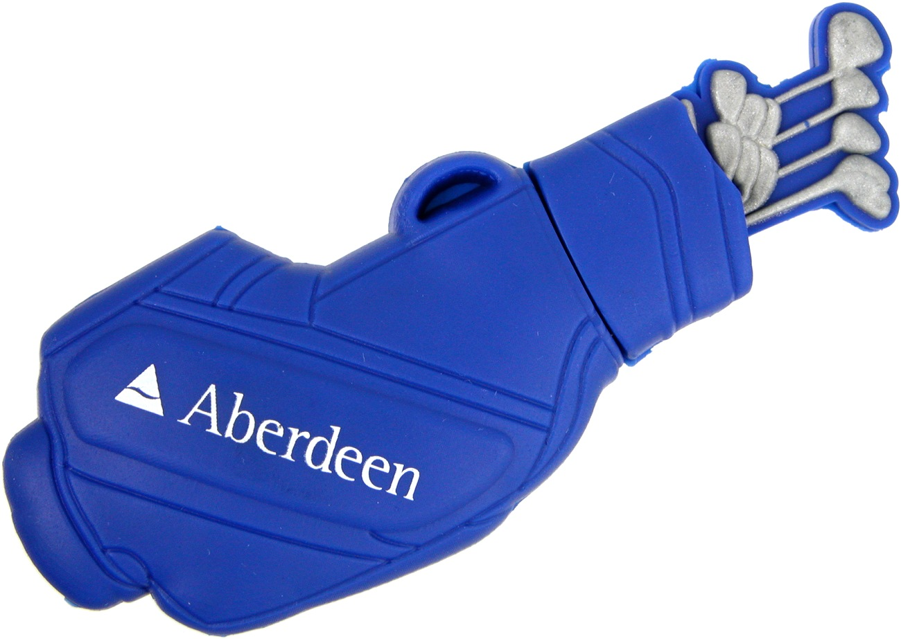 Golf Bag Usb Stick Cd158