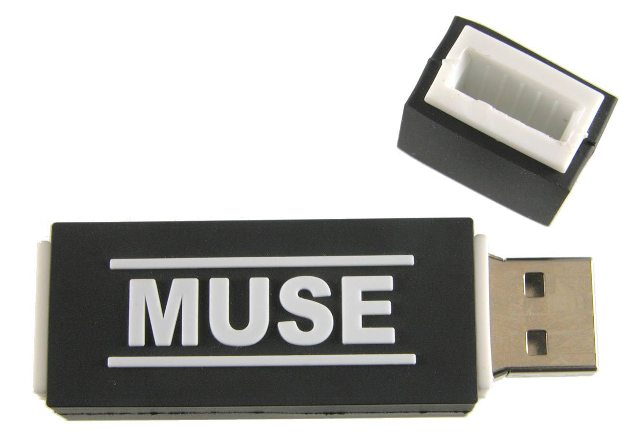 Muse Custom Usb Stick Cd272