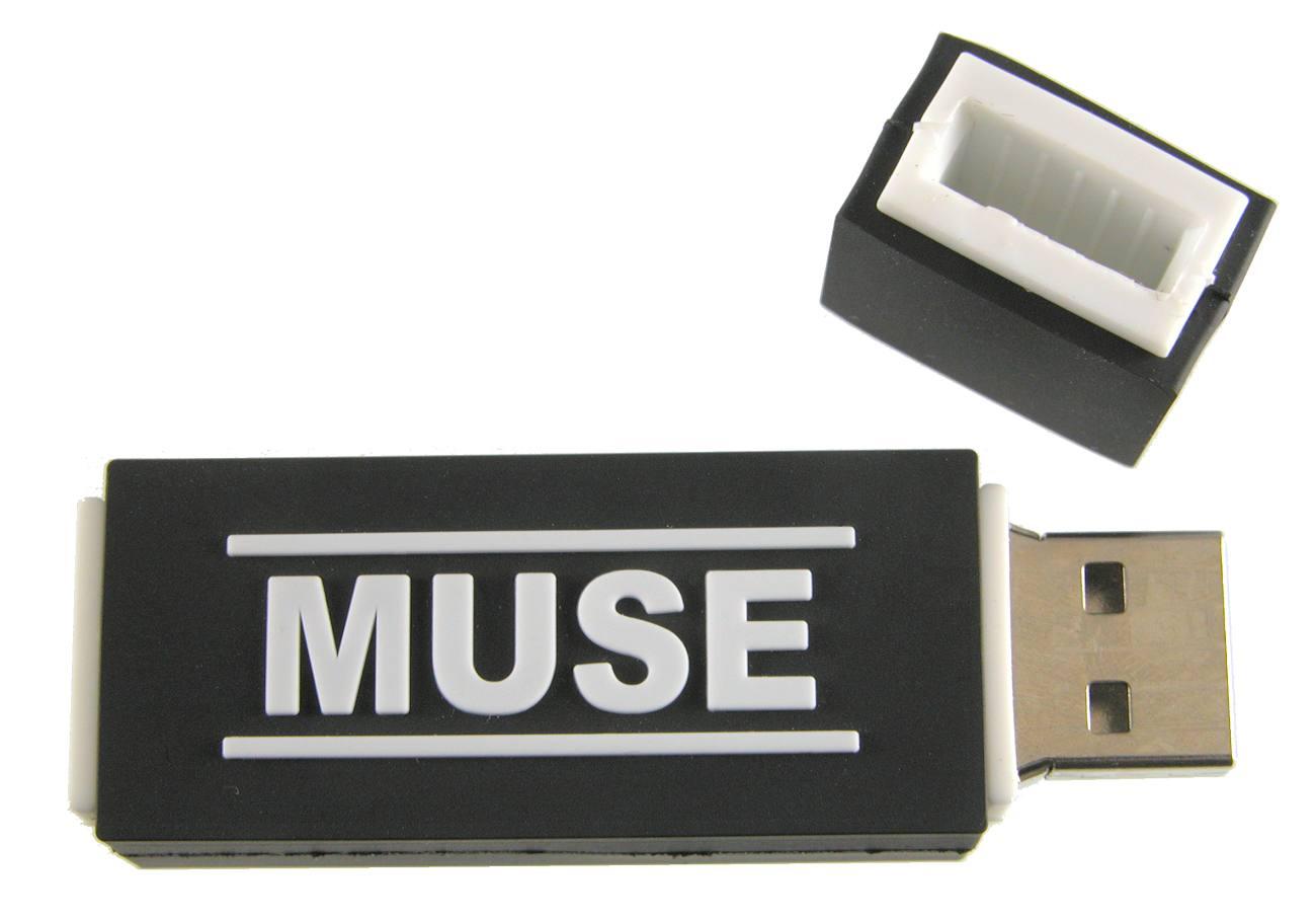 Muse Custom Usb Stick Cd272