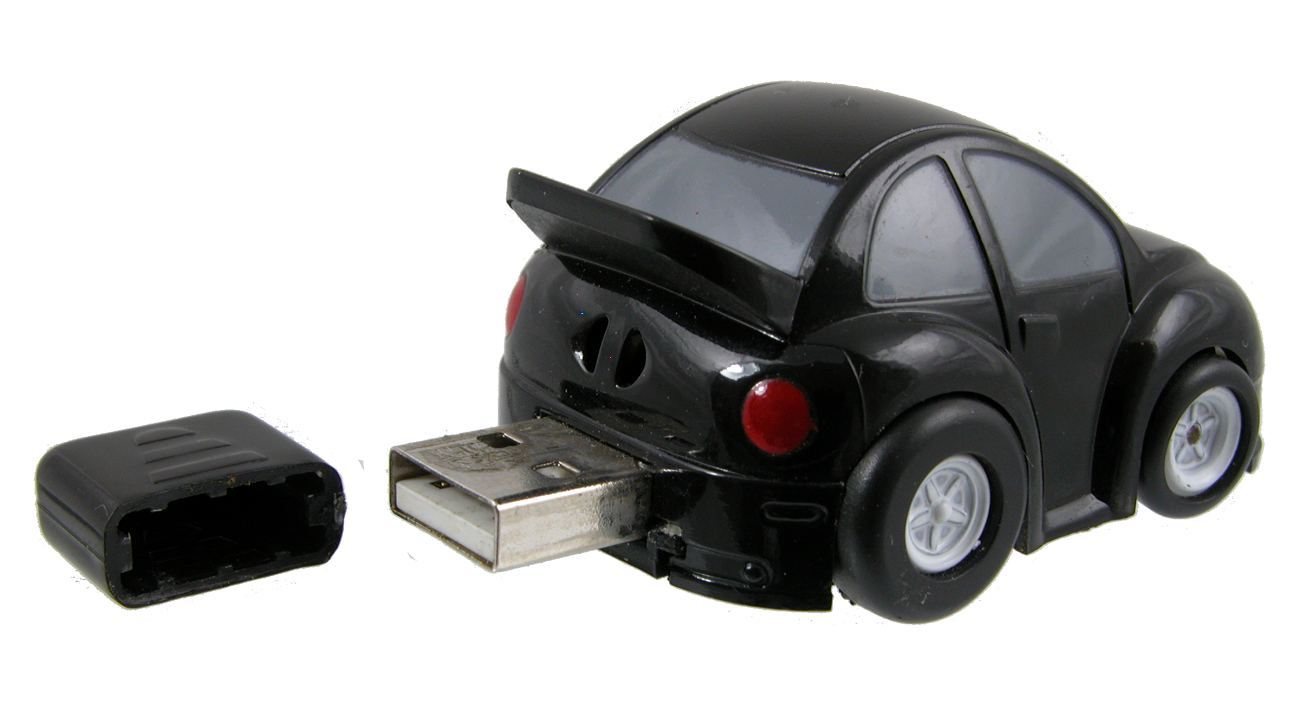 Novelty Usb Sticks Beetle Car Cd223