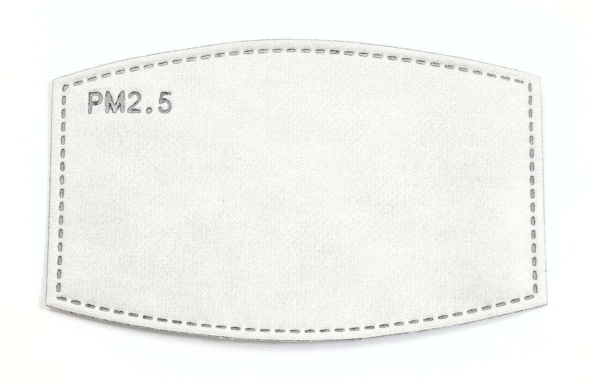 PM2.5 mask filter