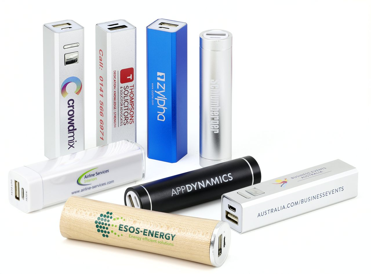 Power Banks Selection Cd025