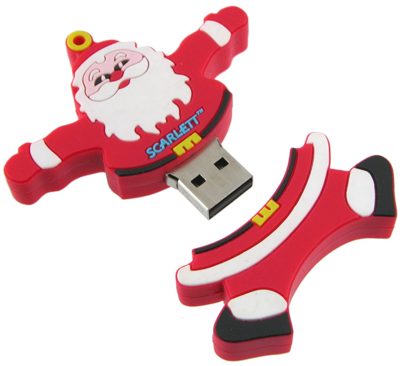 Santa Christmas Usb Flash Drive Cd141