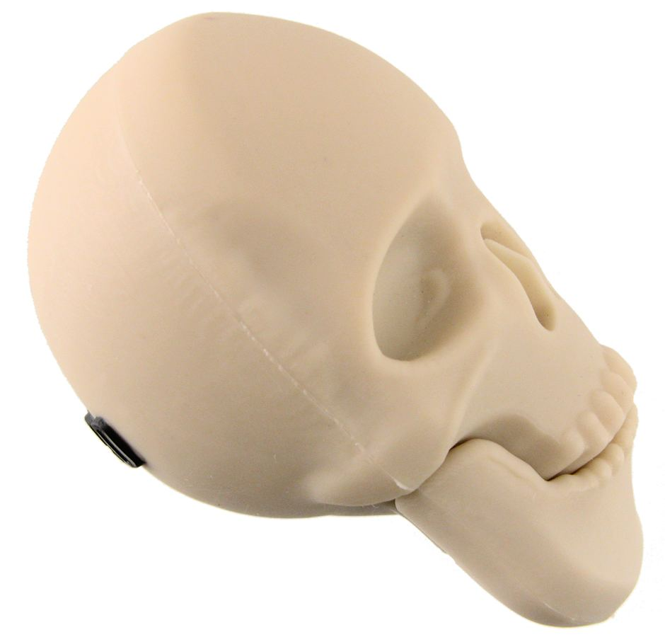 Skull Shaped Custom Flash Drive Cd154