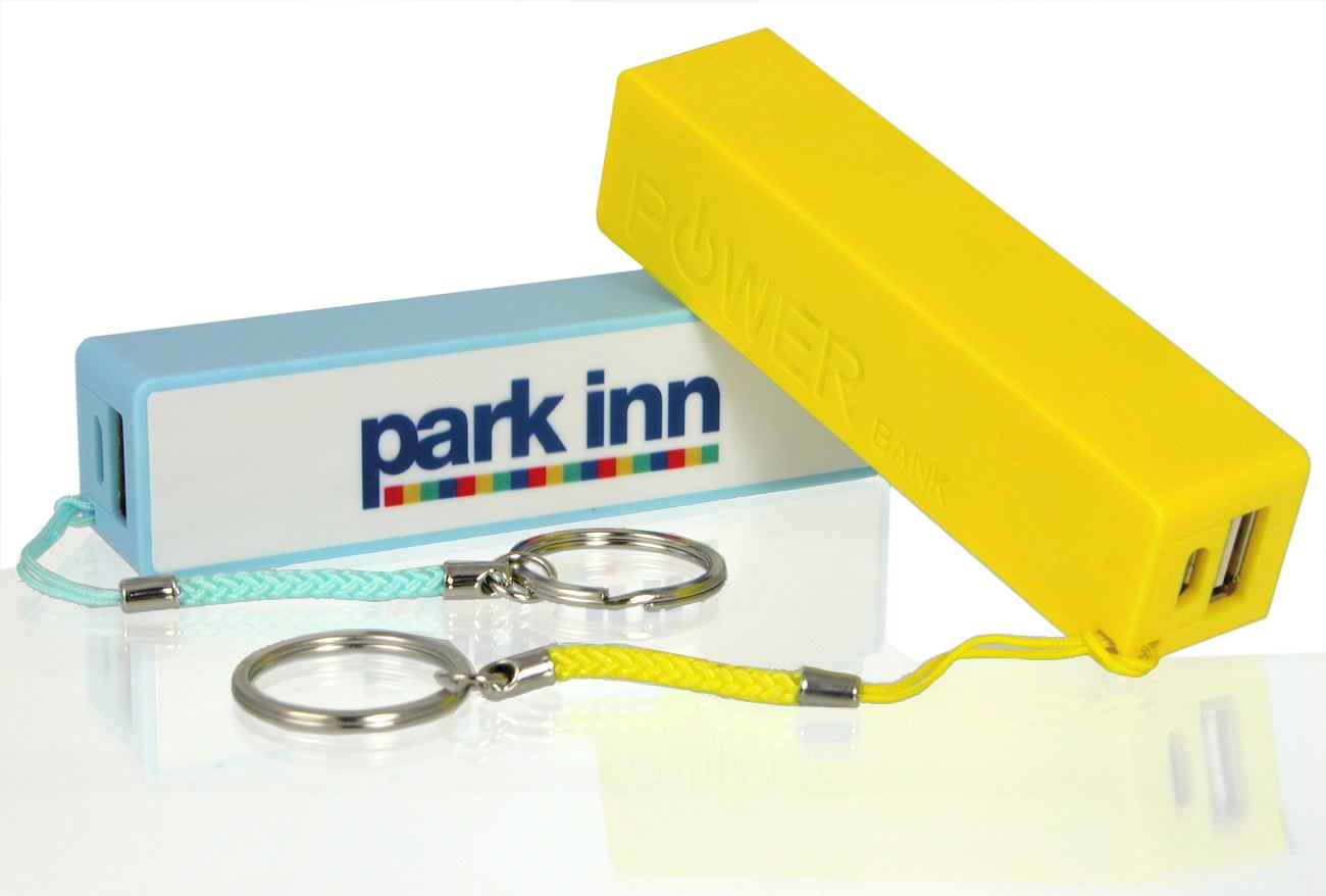 Two Keyring Power Banks Cd059