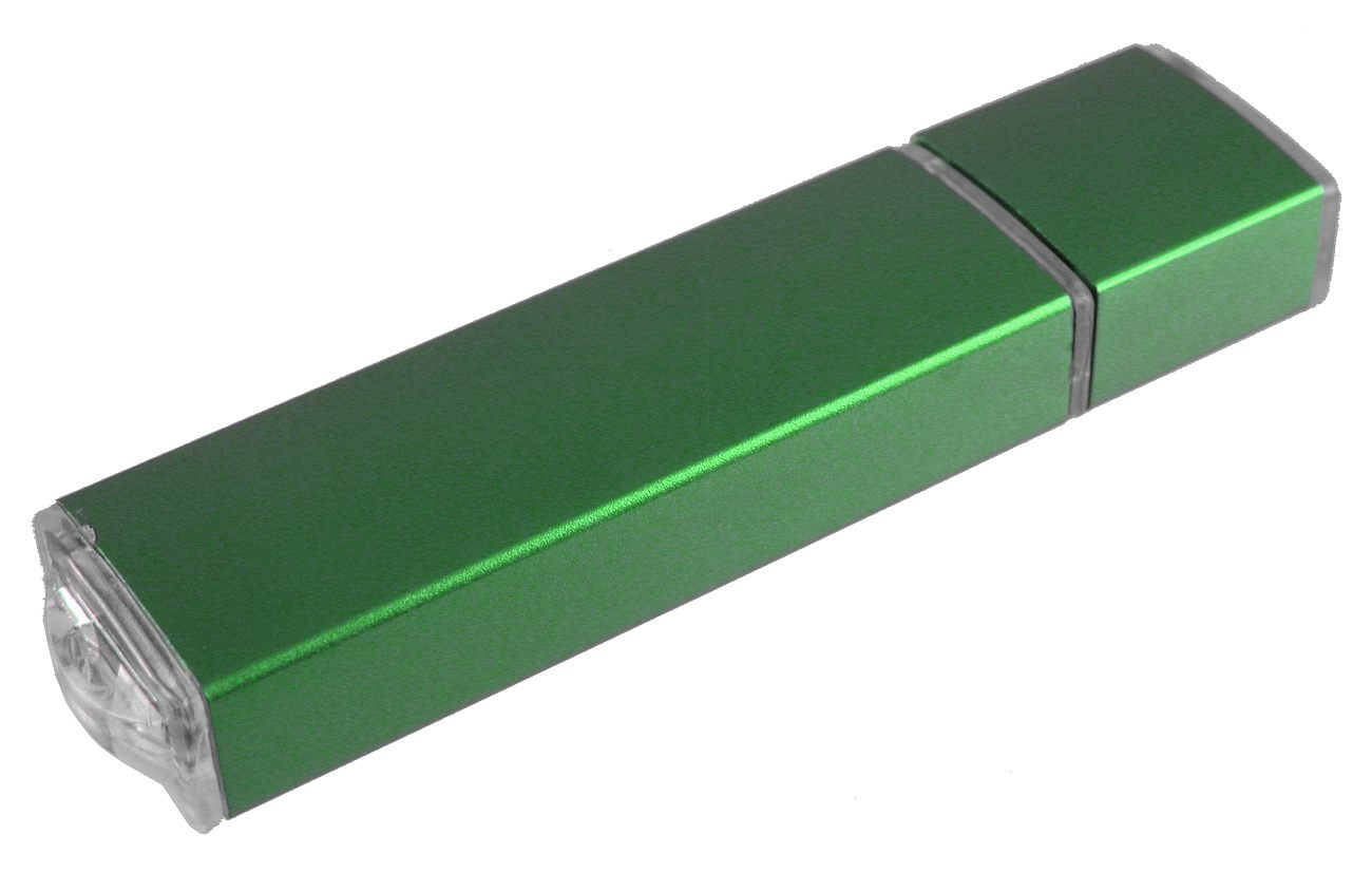 Usb Flash Drive Green Cd146
