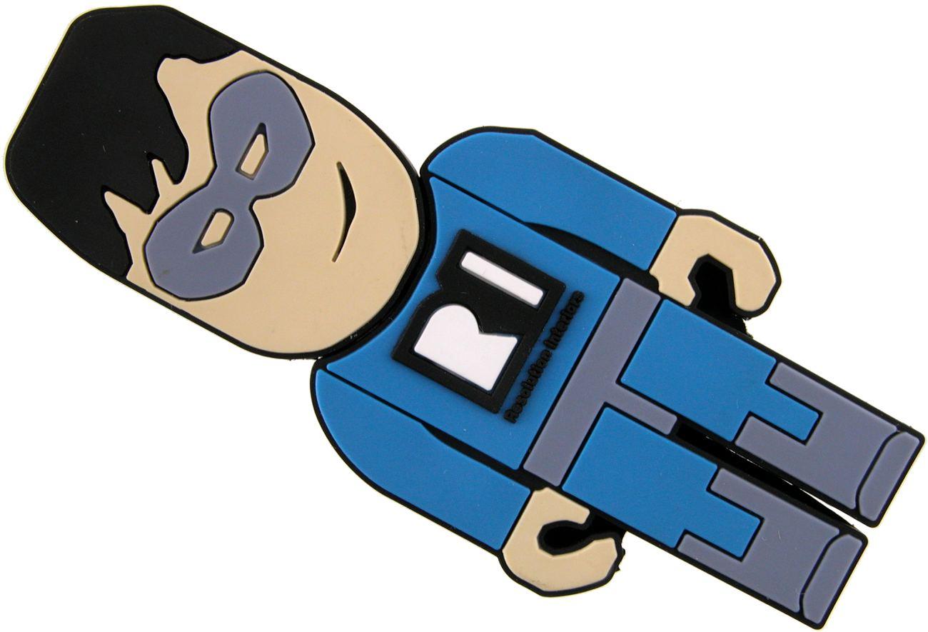 Usb Man Character Flash Drive Cd248
