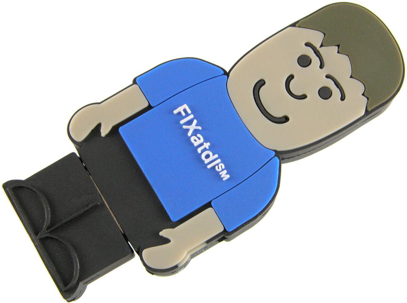 Usb Man Character Novelty Memory Stick Cd254
