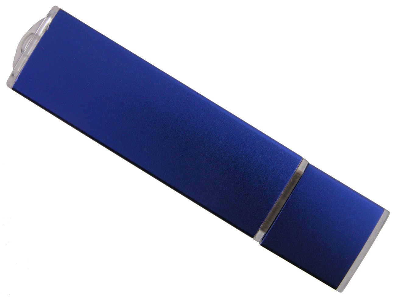 Usb Stick Blue Metal Clad Cd143